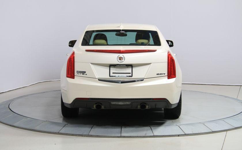 2013 Cadillac ATS AWD CUIR MAGS BLUETOOTH #5