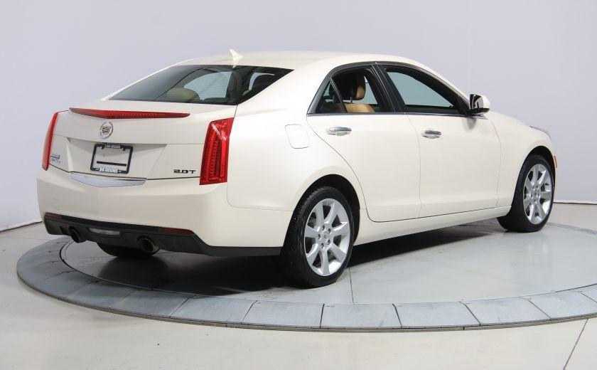 2013 Cadillac ATS AWD CUIR MAGS BLUETOOTH #6