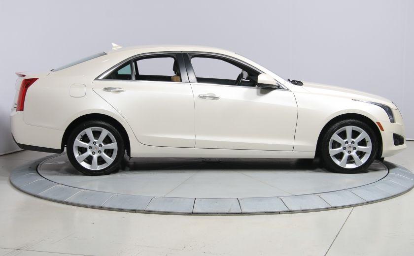 2013 Cadillac ATS AWD CUIR MAGS BLUETOOTH #7