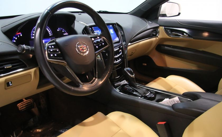 2013 Cadillac ATS AWD CUIR MAGS BLUETOOTH #8