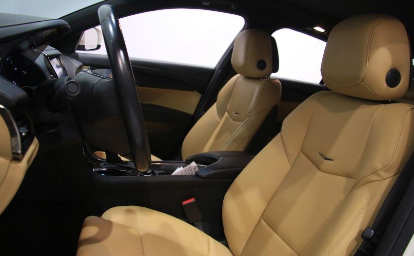 2013 Cadillac ATS AWD CUIR MAGS BLUETOOTH #9
