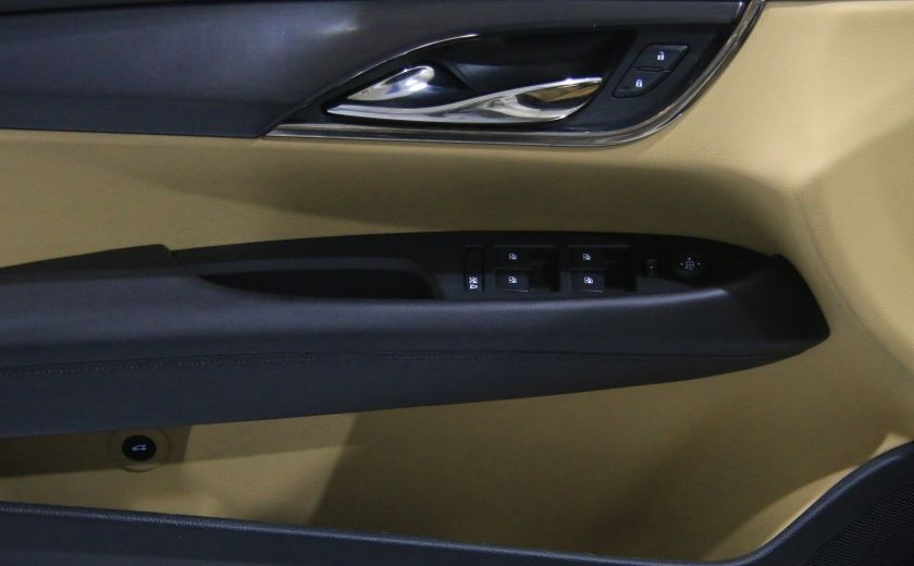 2013 Cadillac ATS AWD CUIR MAGS BLUETOOTH #10