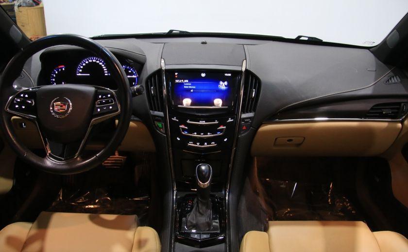 2013 Cadillac ATS AWD CUIR MAGS BLUETOOTH #12