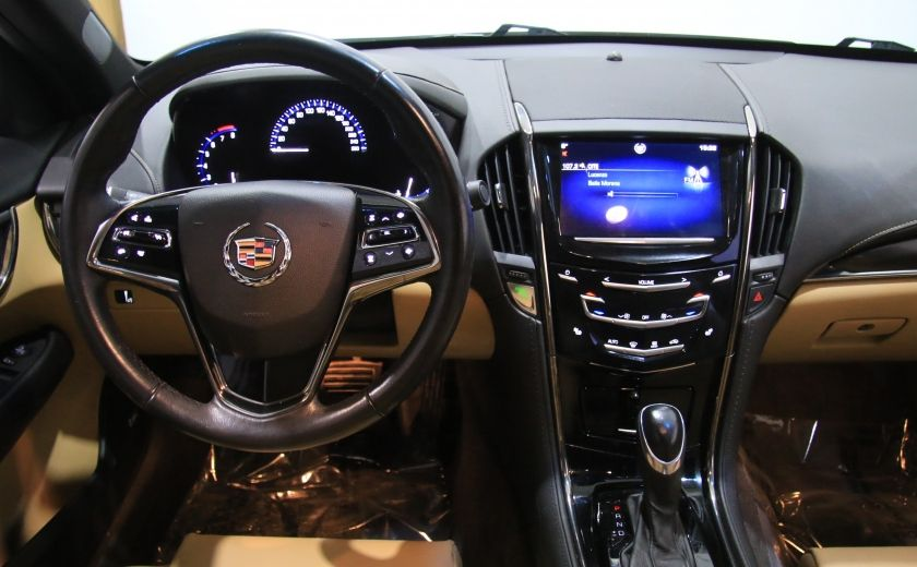 2013 Cadillac ATS AWD CUIR MAGS BLUETOOTH #13