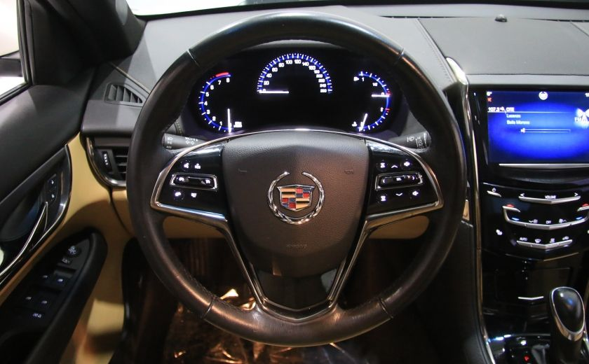 2013 Cadillac ATS AWD CUIR MAGS BLUETOOTH #14