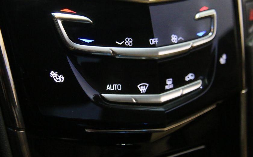2013 Cadillac ATS AWD CUIR MAGS BLUETOOTH #17
