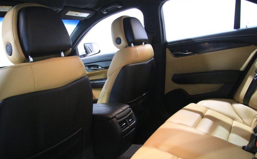 2013 Cadillac ATS AWD CUIR MAGS BLUETOOTH #20