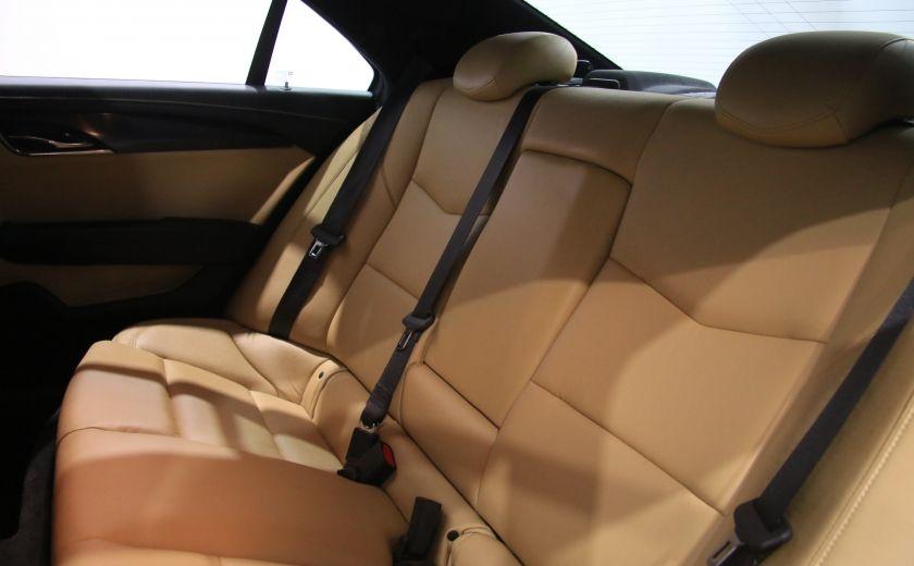 2013 Cadillac ATS AWD CUIR MAGS BLUETOOTH #21