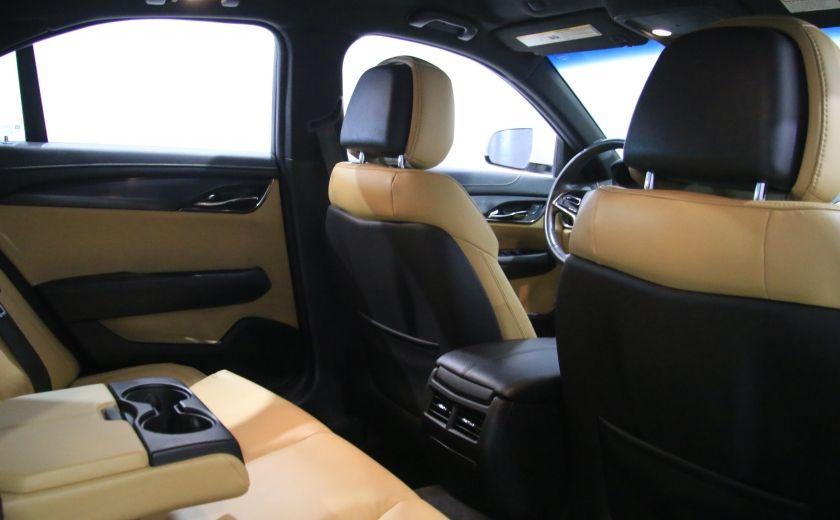 2013 Cadillac ATS AWD CUIR MAGS BLUETOOTH #22
