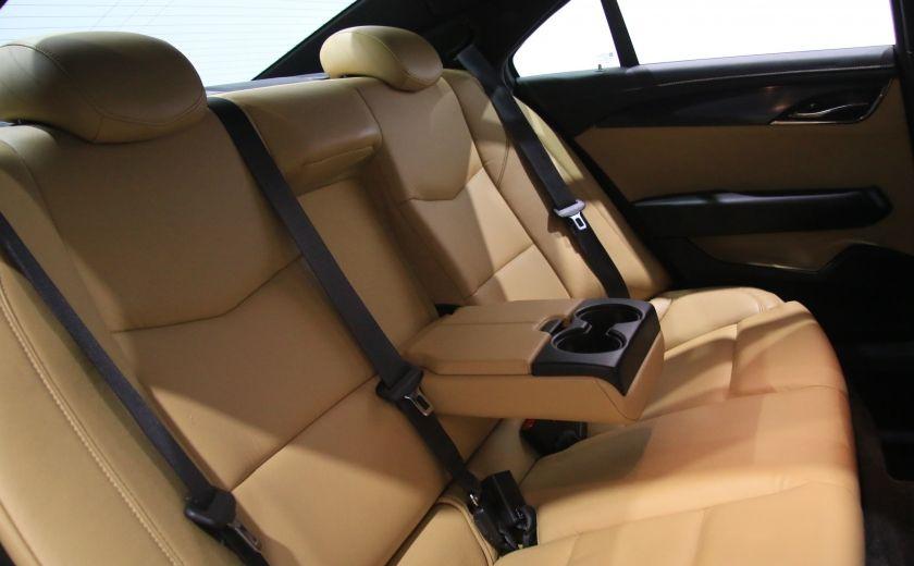 2013 Cadillac ATS AWD CUIR MAGS BLUETOOTH #23