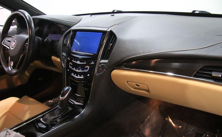 2013 Cadillac ATS AWD CUIR MAGS BLUETOOTH #24