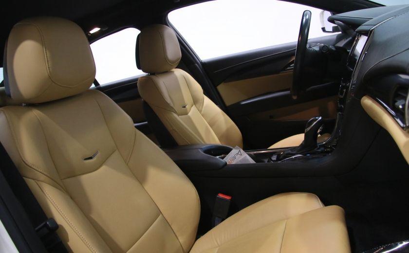 2013 Cadillac ATS AWD CUIR MAGS BLUETOOTH #26