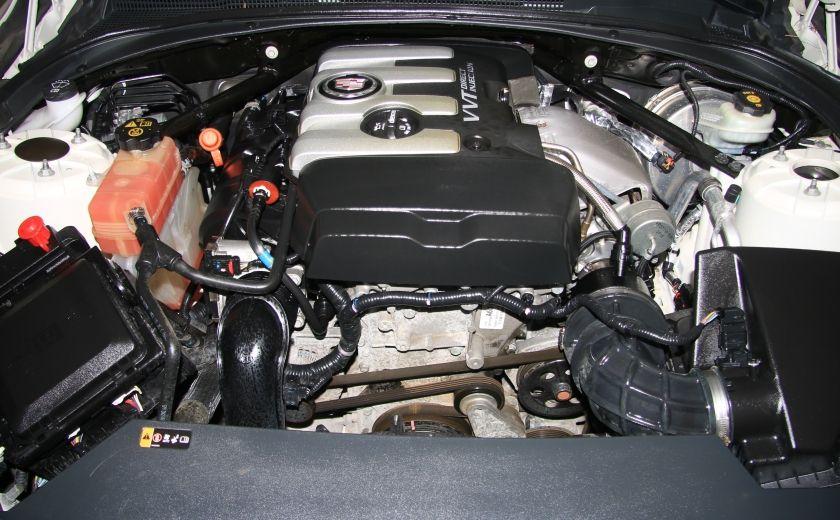 2013 Cadillac ATS AWD CUIR MAGS BLUETOOTH #27