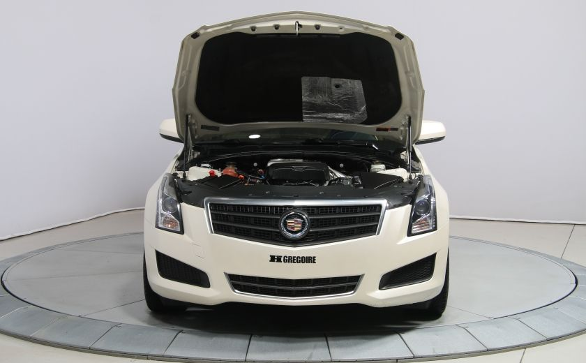 2013 Cadillac ATS AWD CUIR MAGS BLUETOOTH #28