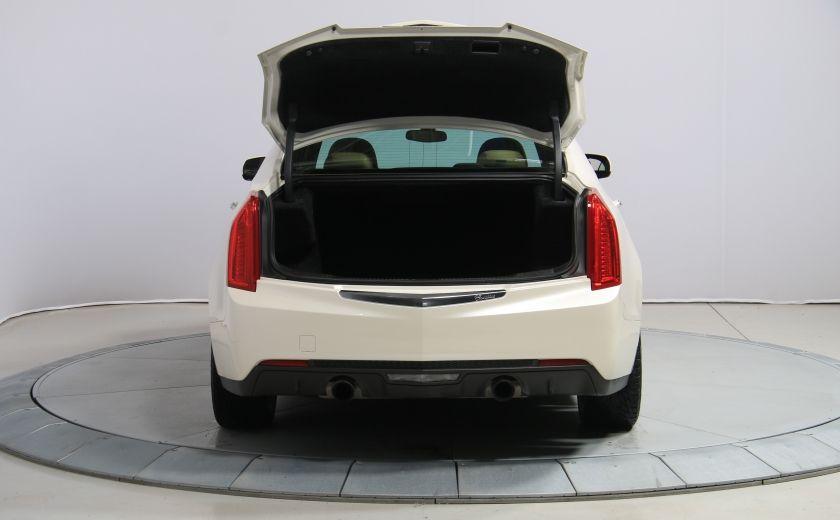 2013 Cadillac ATS AWD CUIR MAGS BLUETOOTH #29