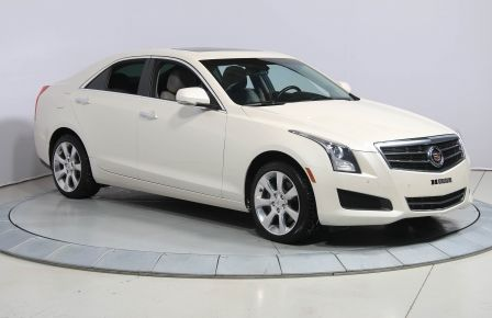 2013 Cadillac ATS Luxury AWD CUIR TOIT MAGS BLUETOOTH #0