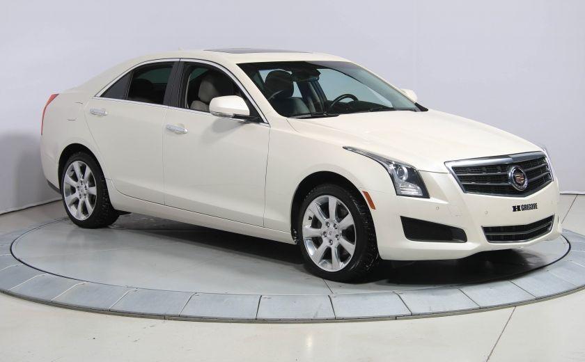 2013 Cadillac ATS Luxury AWD CUIR TOIT MAGS BLUETOOTH #0