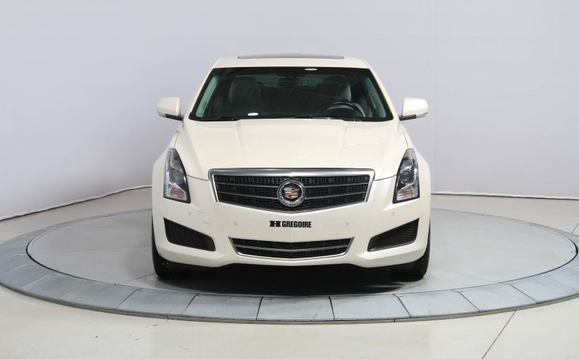 2013 Cadillac ATS Luxury AWD CUIR TOIT MAGS BLUETOOTH #1
