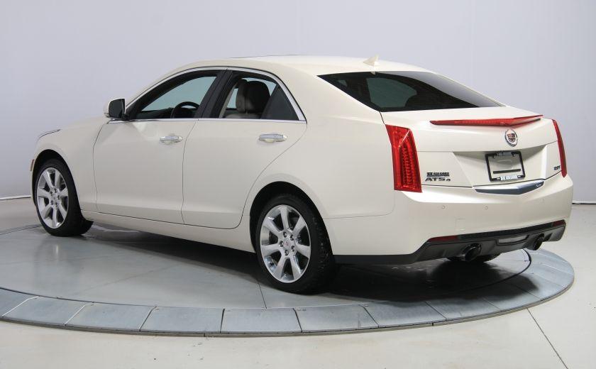 2013 Cadillac ATS Luxury AWD CUIR TOIT MAGS BLUETOOTH #2