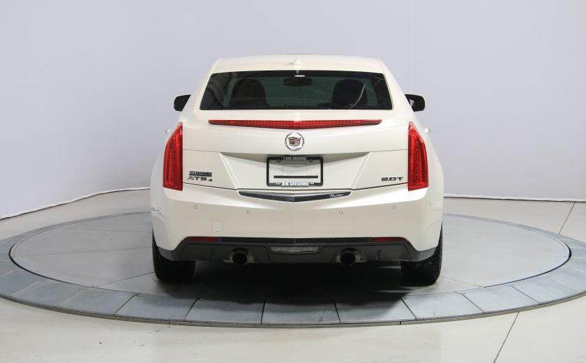 2013 Cadillac ATS Luxury AWD CUIR TOIT MAGS BLUETOOTH #3