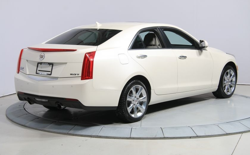 2013 Cadillac ATS Luxury AWD CUIR TOIT MAGS BLUETOOTH #4