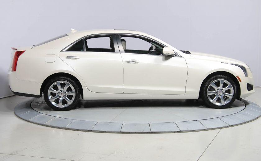 2013 Cadillac ATS Luxury AWD CUIR TOIT MAGS BLUETOOTH #5