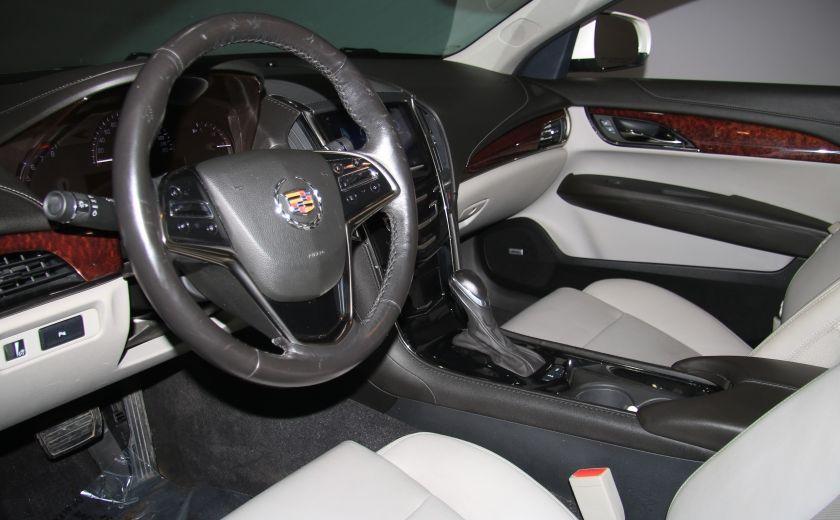 2013 Cadillac ATS Luxury AWD CUIR TOIT MAGS BLUETOOTH #6