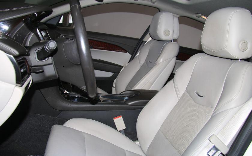 2013 Cadillac ATS Luxury AWD CUIR TOIT MAGS BLUETOOTH #7