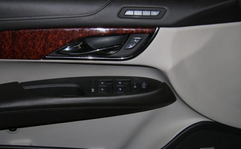 2013 Cadillac ATS Luxury AWD CUIR TOIT MAGS BLUETOOTH #8