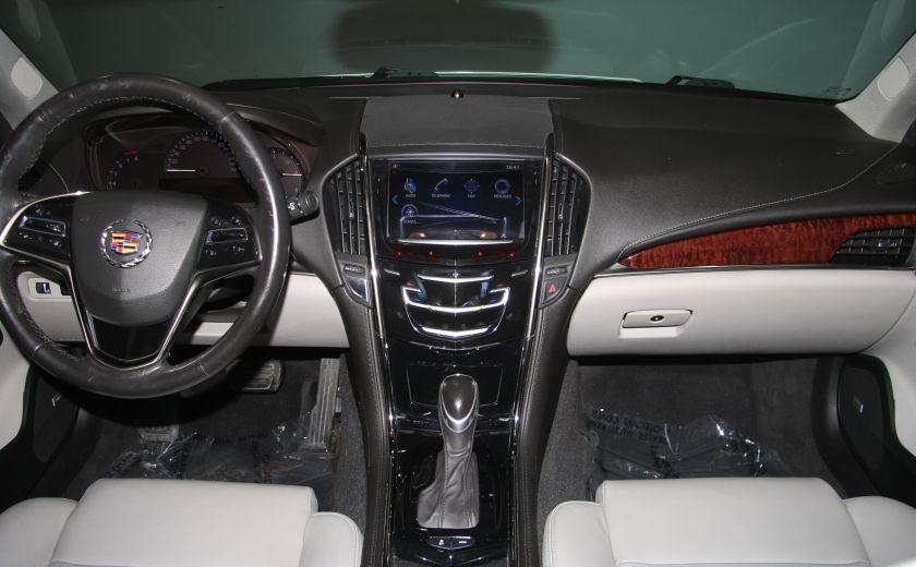 2013 Cadillac ATS Luxury AWD CUIR TOIT MAGS BLUETOOTH #11
