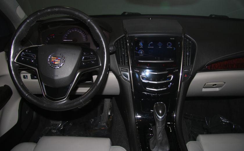 2013 Cadillac ATS Luxury AWD CUIR TOIT MAGS BLUETOOTH #12