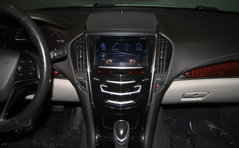 2013 Cadillac ATS Luxury AWD CUIR TOIT MAGS BLUETOOTH #14
