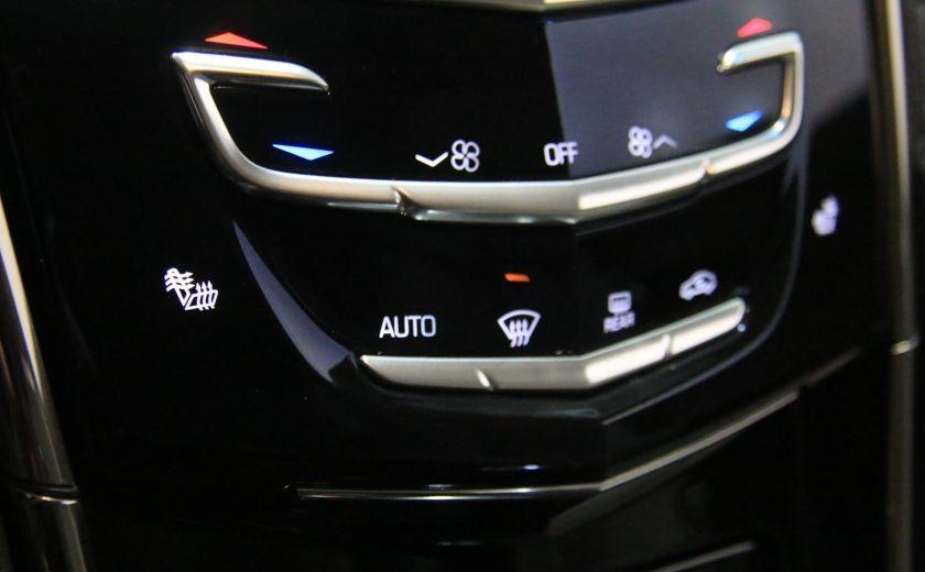 2013 Cadillac ATS Luxury AWD CUIR TOIT MAGS BLUETOOTH #19