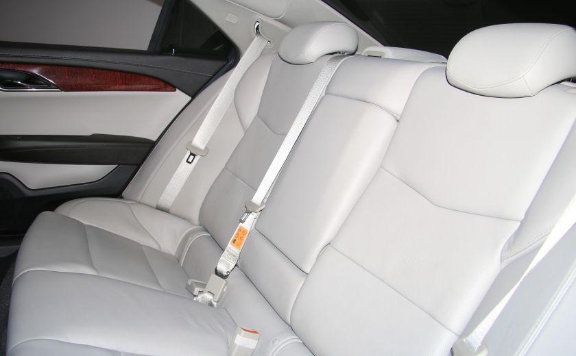 2013 Cadillac ATS Luxury AWD CUIR TOIT MAGS BLUETOOTH #21