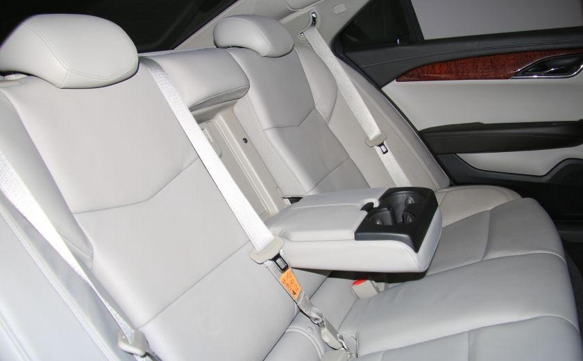 2013 Cadillac ATS Luxury AWD CUIR TOIT MAGS BLUETOOTH #23
