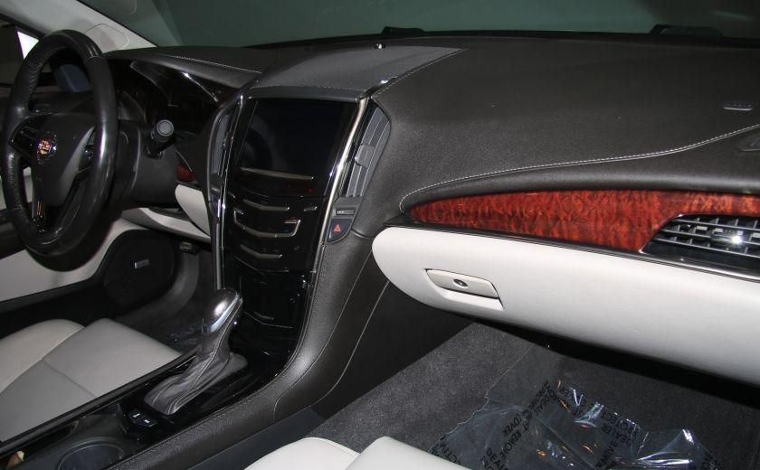 2013 Cadillac ATS Luxury AWD CUIR TOIT MAGS BLUETOOTH #24