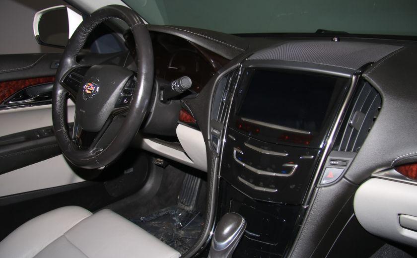 2013 Cadillac ATS Luxury AWD CUIR TOIT MAGS BLUETOOTH #25
