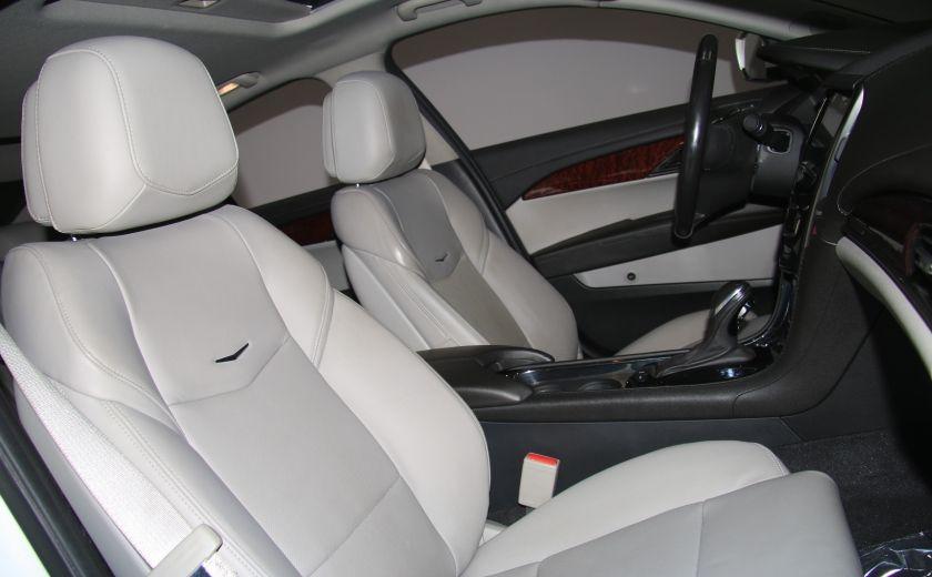 2013 Cadillac ATS Luxury AWD CUIR TOIT MAGS BLUETOOTH #26