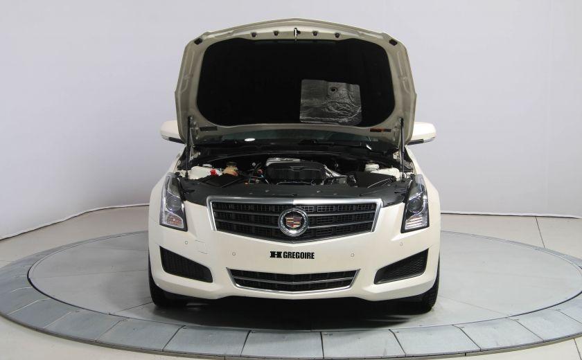 2013 Cadillac ATS Luxury AWD CUIR TOIT MAGS BLUETOOTH #28