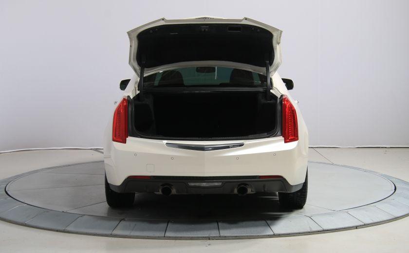 2013 Cadillac ATS Luxury AWD CUIR TOIT MAGS BLUETOOTH #29