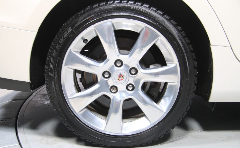 2013 Cadillac ATS Luxury AWD CUIR TOIT MAGS BLUETOOTH #32