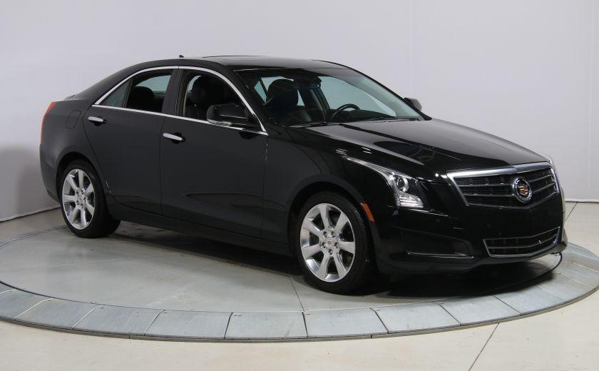 2013 Cadillac ATS Luxury AUTO CUIR TOIT. AGS #0