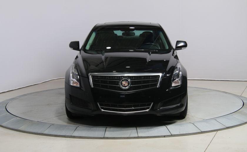 2013 Cadillac ATS Luxury AUTO CUIR TOIT. AGS #1