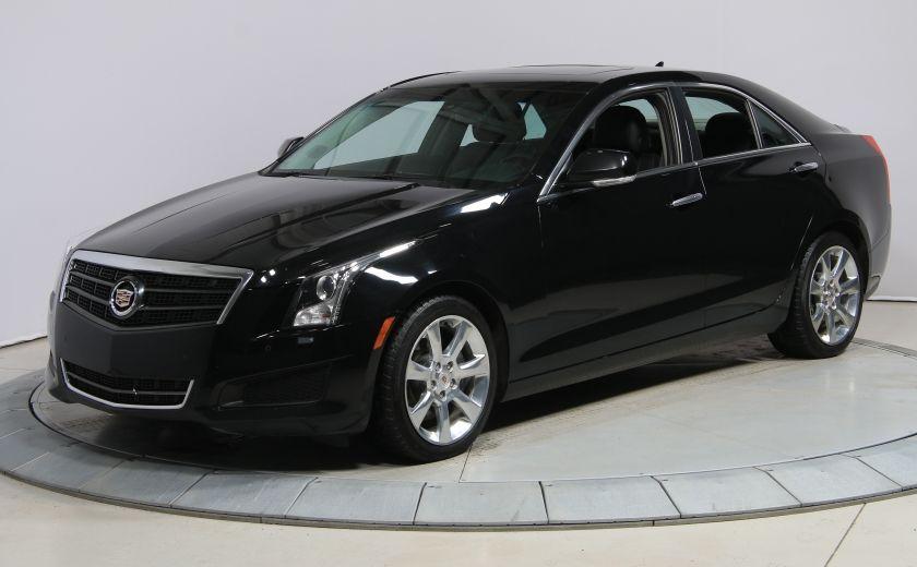 2013 Cadillac ATS Luxury AUTO CUIR TOIT. AGS #2