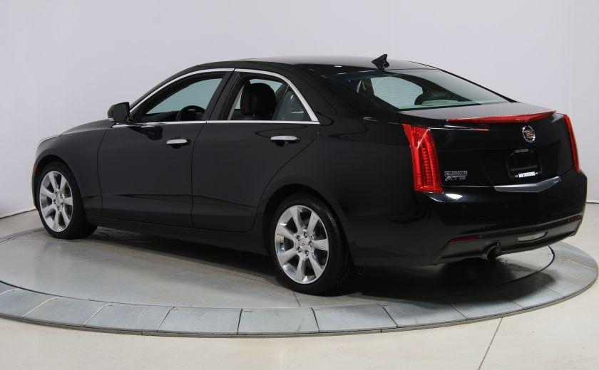 2013 Cadillac ATS Luxury AUTO CUIR TOIT. AGS #4