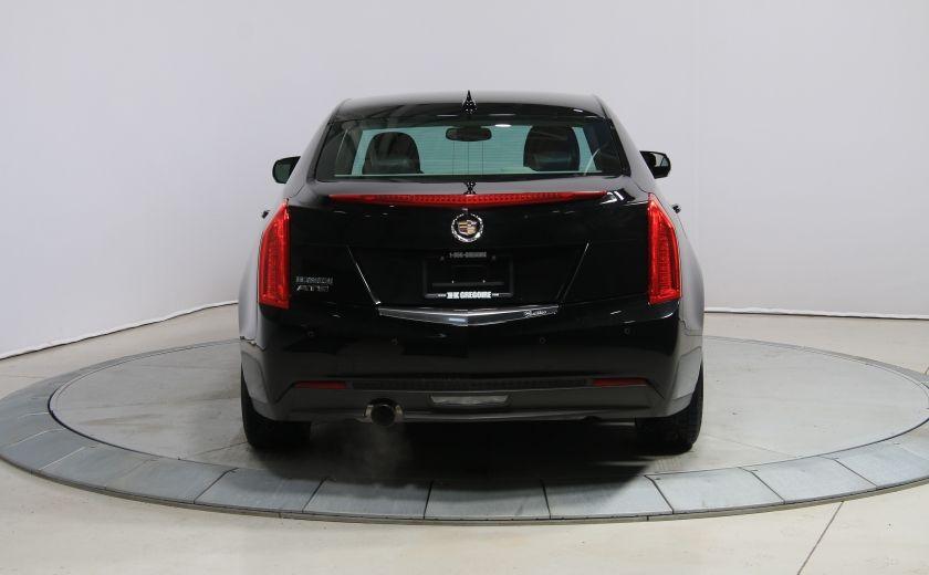 2013 Cadillac ATS Luxury AUTO CUIR TOIT. AGS #5