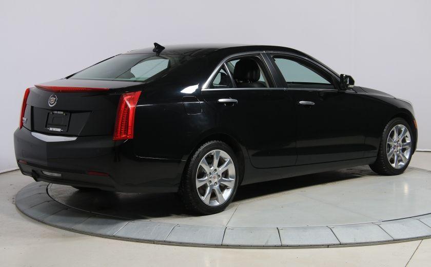 2013 Cadillac ATS Luxury AUTO CUIR TOIT. AGS #6