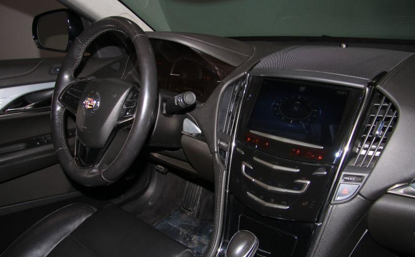 2013 Cadillac ATS Luxury AUTO CUIR TOIT. AGS #26