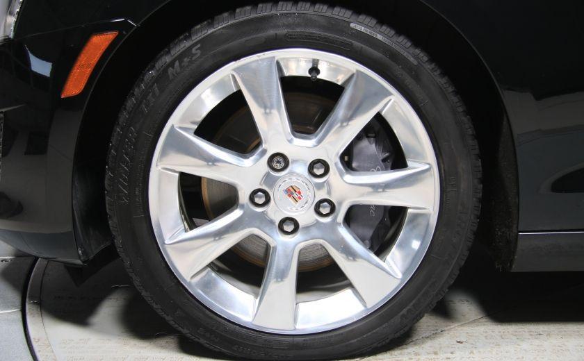 2013 Cadillac ATS Luxury AUTO CUIR TOIT. AGS #33
