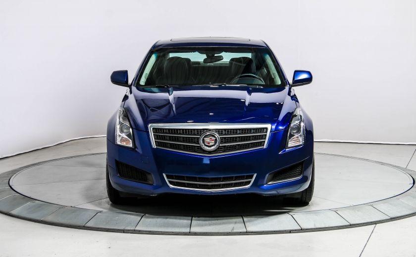 2014 Cadillac ATS AWD A/C CUIR TOIT MAGS #1
